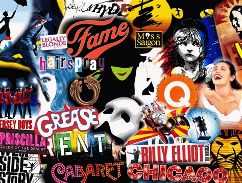Create A Picture Collage Online 20 uplifting lyrics from broadway musicals
