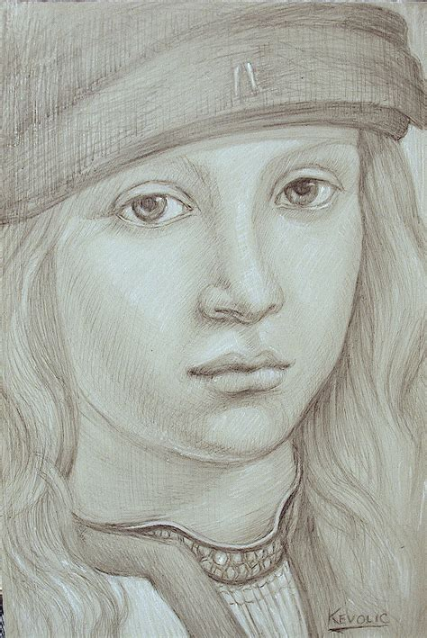 Sketches By Artists by The Of Silverpoint