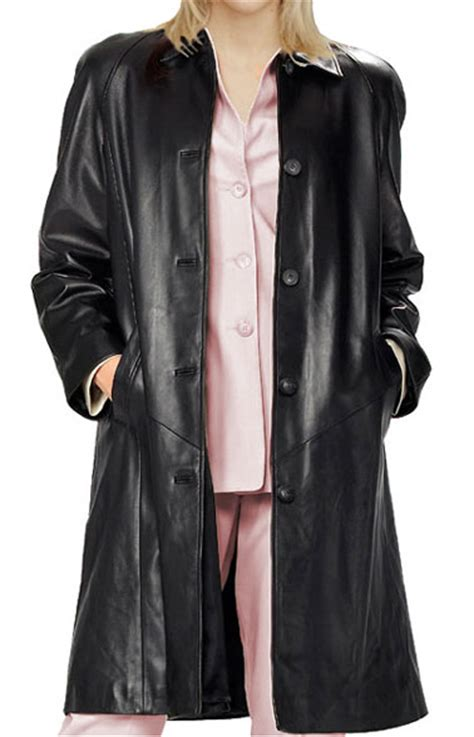 leather swing coat buy online leather swing coat