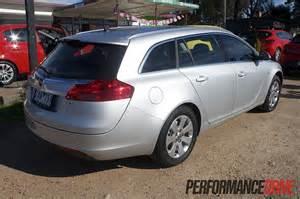 Opel Insignia 2012 Review 2012 Opel Insignia Review Australian Launch