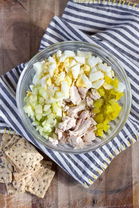 southern chicken salad a no cook gluten free recipe