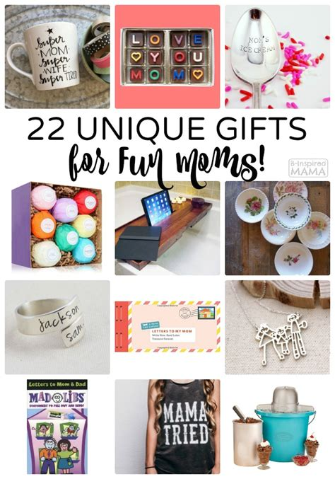 unique gifts for mom 2016 mother s day gift guide 22 unique gifts for fun moms