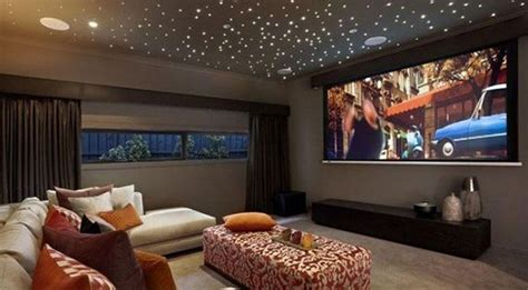 home theater design ta turn your living room into a mini home theatre threatre