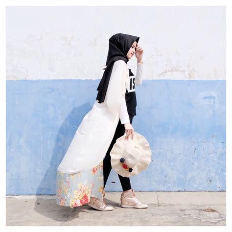 Baju Muslim Ethica Remaja 40 Inspirasi Desain Busana Muslim Remaja Terbaru 2018