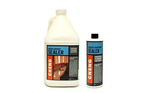Sealer For Concrete Countertops by 25 Best Ideas About Concrete Countertop Sealer On