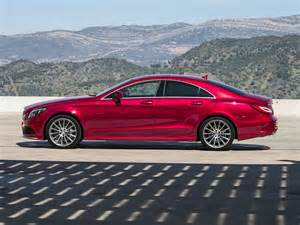 Mercedes Safety Ratings New 2016 Mercedes Cls Class Price Photos Reviews