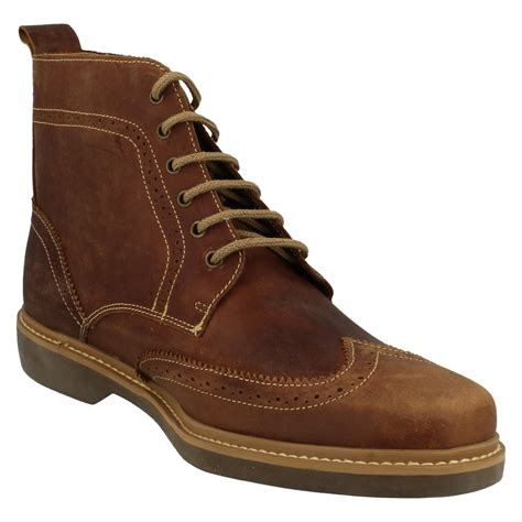 mens anatomic smart ankle boots
