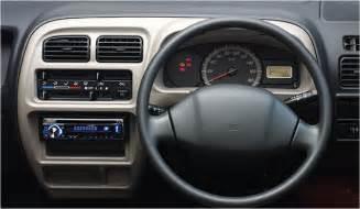 Maruti Suzuki Eeco Interior Maruti Eeco Car Review By Usedgaadi In