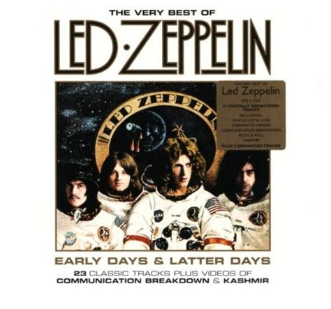 led zeppelin the best of led zeppelin early days and latter days the best