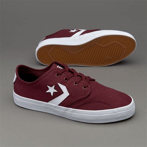 Harga Converse Cons sepatu sneakers converse original cons zakim ox bordeaux