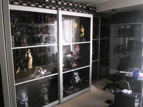 action figure display cabinet display cases info action figure storage pinterest