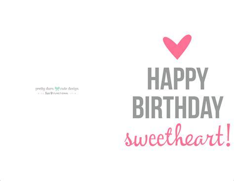birthday card printable birthday cards printfolding birthdays free
