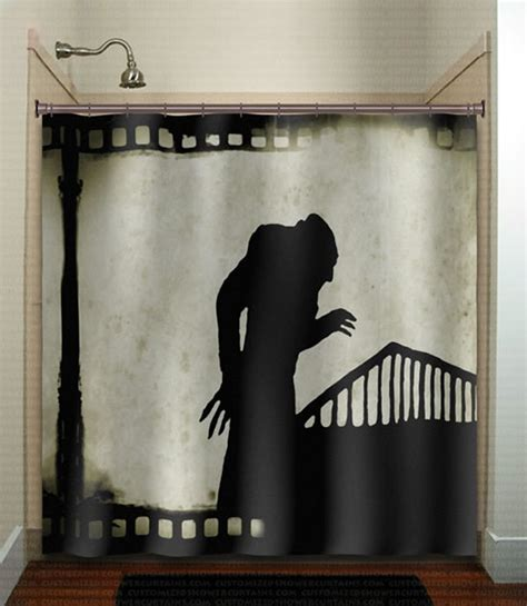 scary shower curtain pics for gt scary shower curtain