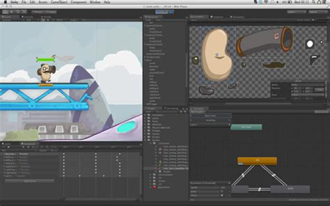 Game Design Tutorial Unity | unity adds 2d and facebook game design tools news
