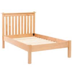Plank Bed Frame Bed Frames Car Interior Design