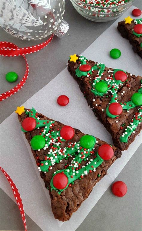 best 25 christmas tree brownies ideas on pinterest