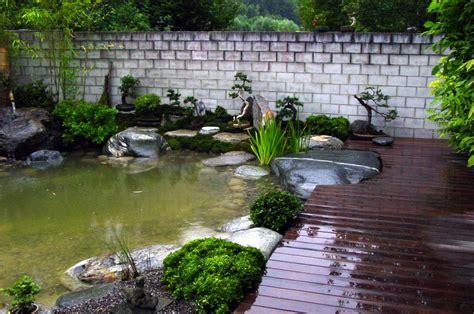 japanischer garten mit bonsai bei z 252 rich in der schweiz