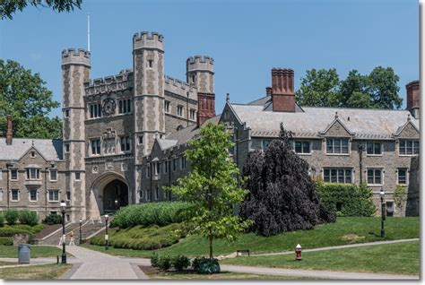 Princeton Mba by Architectural Masterpieces New Colleges