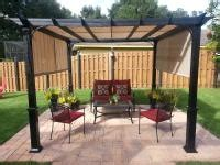 pergolas kits lowes discover and save creative ideas