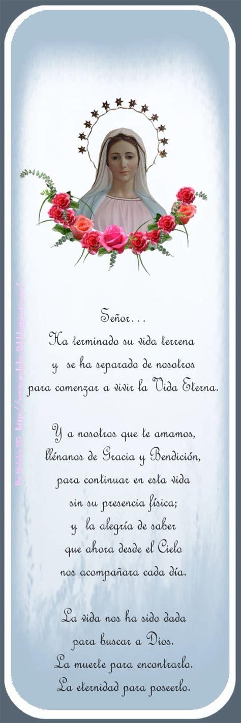 oracion para novenario de difuntos oraci 243 n para los difuntos recordatorios funebres