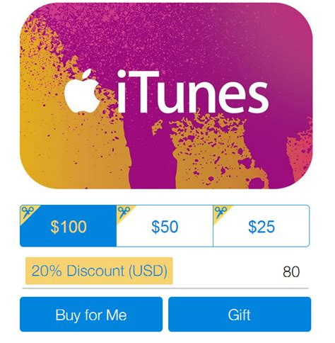 Sell Gift Cards For Paypal - paypal s selling itunes gift cards for 20 off right now toucharcade