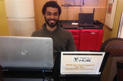 Vanderbilt It Help Desk by Vuit Launches Tech Hub Pilot For Walk Up Support