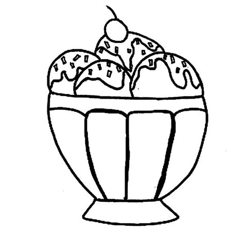 ice cream soda coloring page 1 references for coloring pages part 10