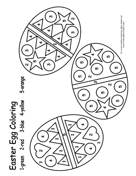 easter coloring pages by numbers colour by number easter best ideas about color by numbers