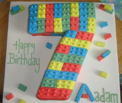 Kuas Details By Happy Bakers image detail for lego birthday cake cooking cakes