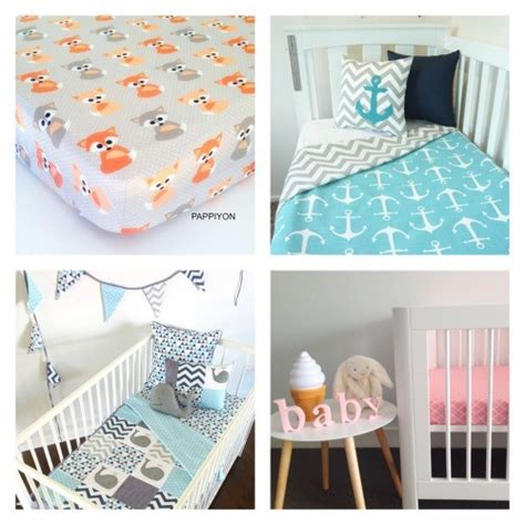 Handmade Nursery Decor - all about baby handmade decor finds for the nursery