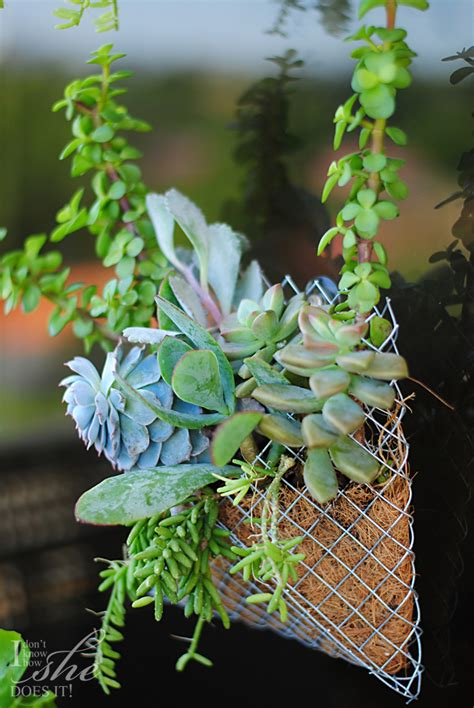 Wall Planter Pockets by 16 Diy Wall Planters Teach You How To Greenify Your Home