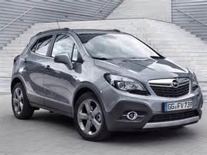 Opel Mokka 1 6 Diesel Opel Mokka 1 6 Cdti Neuer Diesel F 252 R Das Suv Bild 2