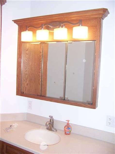 oak bathroom medicine cabinets interior oak medicine cabinet with mirror vintage