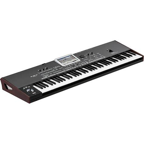 Keyboard Korg Pa3x Le Korg Pa3x Le 76 Key Professional Arranger Musician S Friend