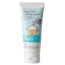 Buds Organic Nappy Time Soothing 50ml buds organics nappy rash rescue 50ml nappy time