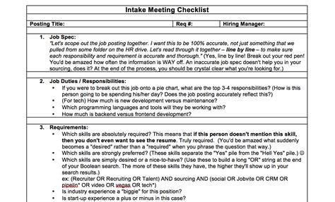 recruitment template hr open source