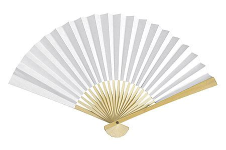 How To Make A Fan Out Of Paper - how do i make a ish bamboo centerpiece