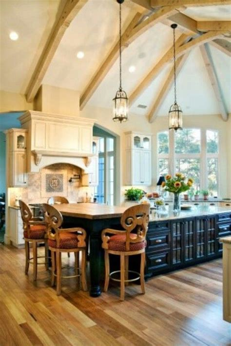 Vaulted Ceiling With Exposed Beams by 17 Best Images About Exposed Beams On Vaulted