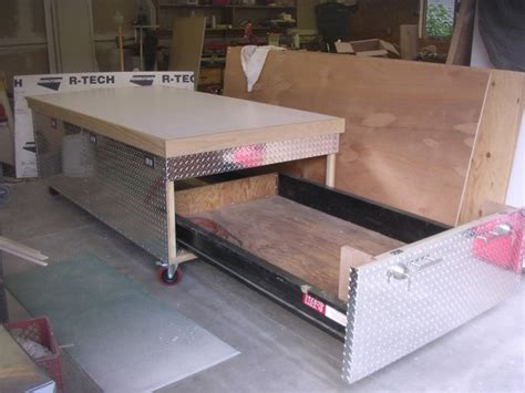 Building Drawers For A Workbench by Workbench Drawers Diy Plans Free Pdf