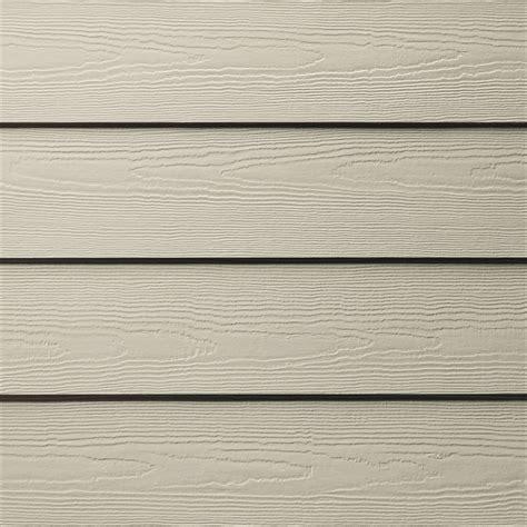 Fiber Cement Siding Panels Shop James Hardie Hardieplank Primed Cobble Stone