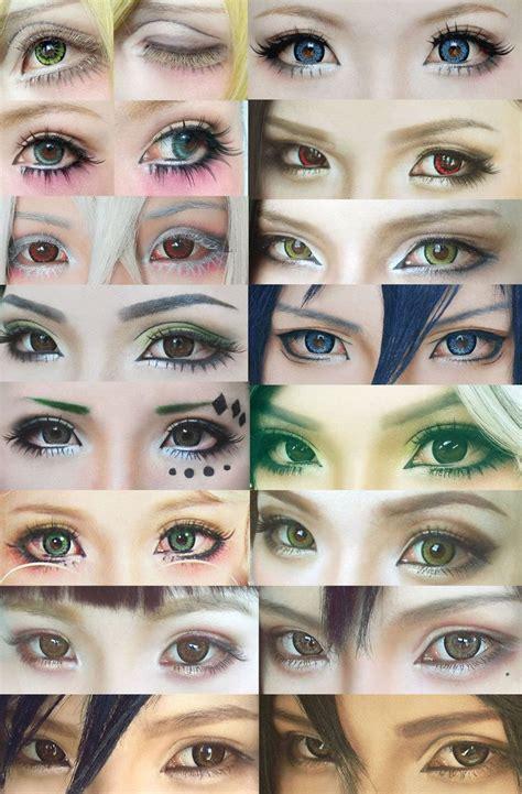 eyeliner tutorial boy 25 best ideas about anime makeup on pinterest anime eye