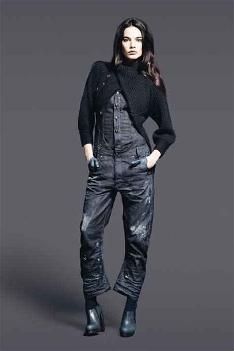 g womens 2011 2012 fall winter collection