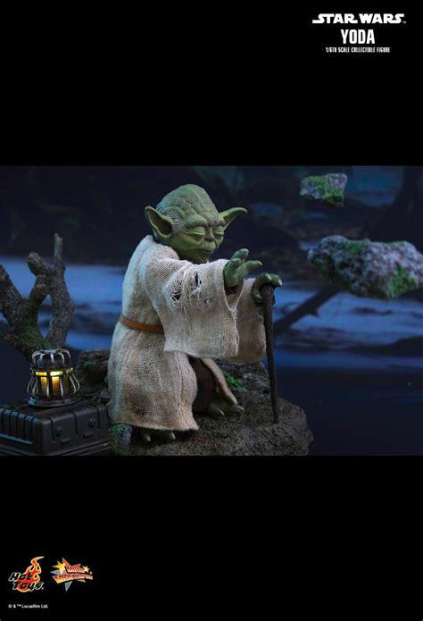 Toys Mms369 Wars Episode V Jedi Master Yoda 1 6 Figure toys wars the empire strikes back yoda