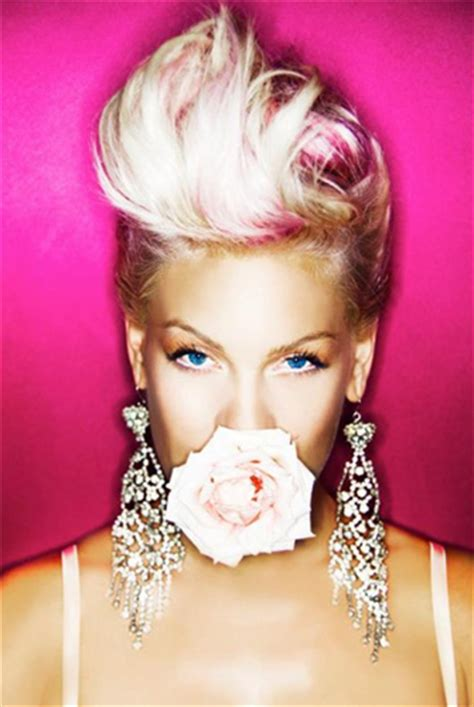 pink photos hair 2013 pink pixie hair cut style pompadour real style beauty
