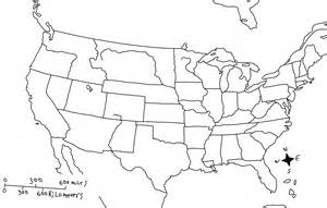 America Map Blank by Blank American Map Viewing Gallery