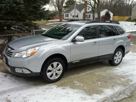 2011 Subaru Outback Specs by Subaru Outback 2 5 2011 Auto Images And Specification