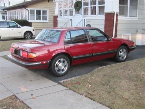 car owners manuals for sale 1990 pontiac bonneville electronic throttle control sell used 1990 pontiac bonneville le 20k original miles original owner in clifton new jersey