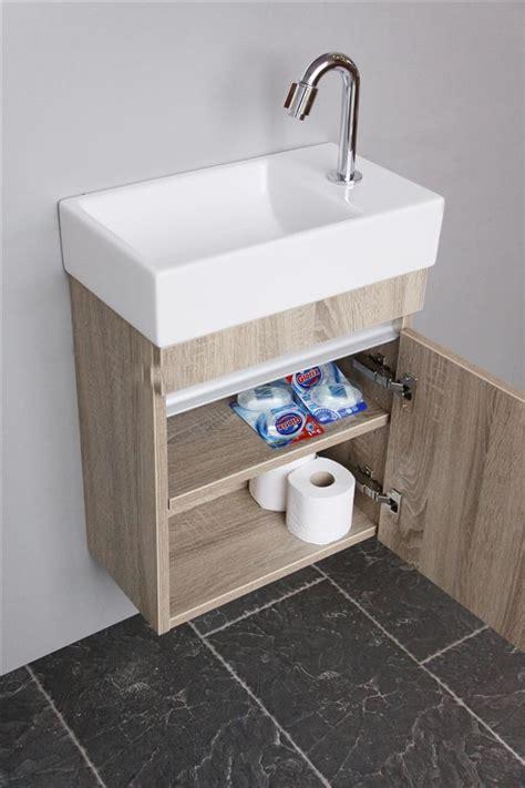 lavabo wc met kastje thebalux toiletmeubelen h 233 t praktische alternatief voor