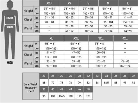 uniqlo size chart