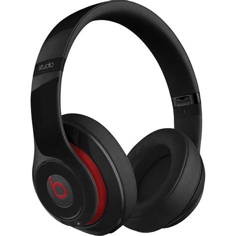 Headphone Beats Wireless Beats By Dr Dre Studio Wireless Headphones Black Mh8h2am A